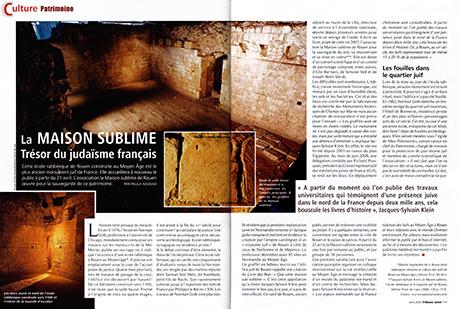 La Tribune Juive - Avril 2009